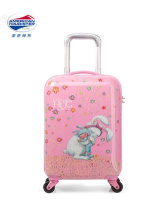 AMERICAN TOURISTER  VaLi hành lý Du lịch Mỹ 18 inch hoạt hình nam vali trẻ em hành lý nữ nhỏ xe đẩy