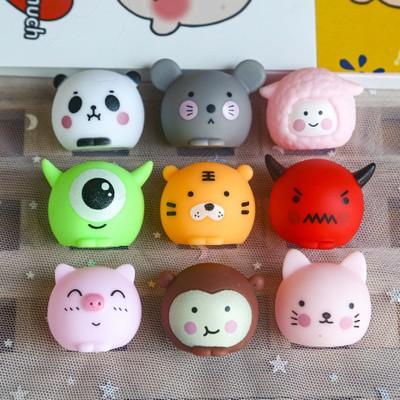 Tatsuo Đồ chơi khăm Bức tượng động vật lợn dễ thương sáng tạo sẽ được gọi là giải nén thông gió và đ