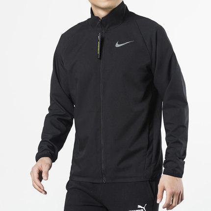 NIKE Áo khoác Áo khoác Nike nam 19 mùa thu và mùa đông mới đích thực xu hướng áo gió thể thao áo kho