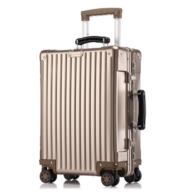 VaLi hành lý Travelboy hợp kim nhôm 20 inch