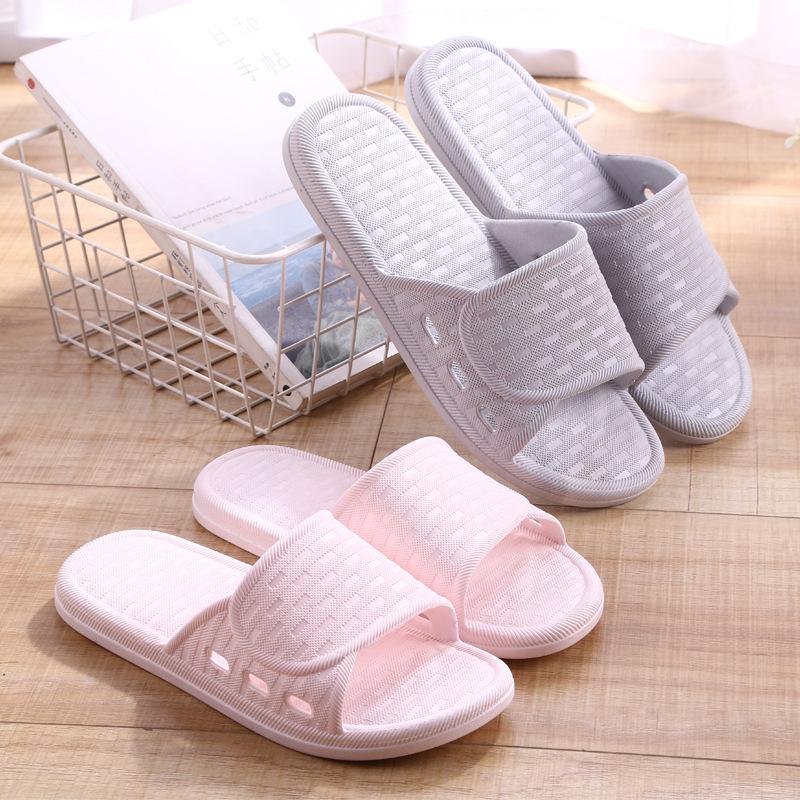 PAWEIDI dép mang trong nhà Nhà máy trực tiếp nhà mới trong nhà chống trượt dép đi đôi mềm đôi dép ph