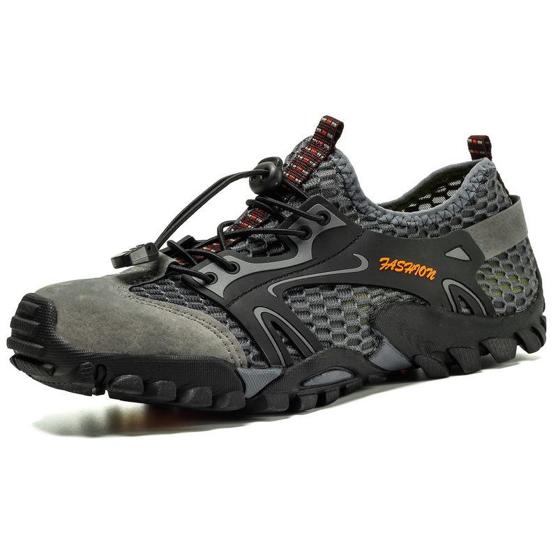 Giày đi bộ 2019 xuyên biên giới mới năm ngón tay lớn đi bộ đường dài ngoài trời giày đi bộ chống trư