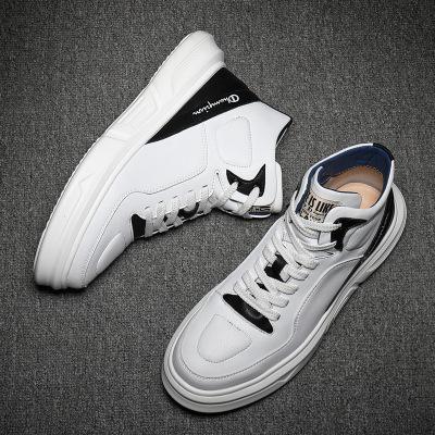 Giày Sneaker / Giày trượt ván Giày thể thao và giải trí cho nam Giày đỏ Giày nam đế xuồng siêu lửa P