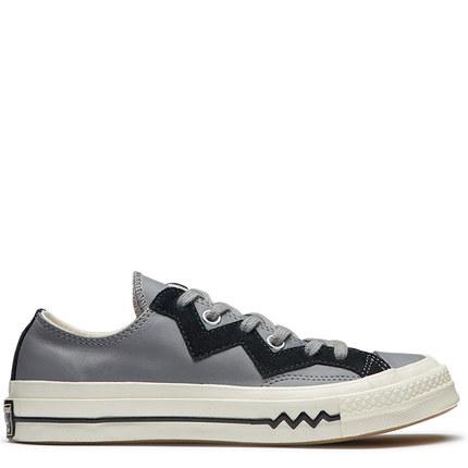 CONVERSE Giày nữ trào lưu Hot CONVERSE Chính thức Chuck 70 Giày thấp cổ nữ 566137C