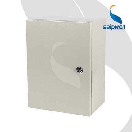 Saipwell  Cán nguội Swellwell Hộp thép cán nguội Hộp chống thấm kim loại Hộp sắt treo tường 400 * 30