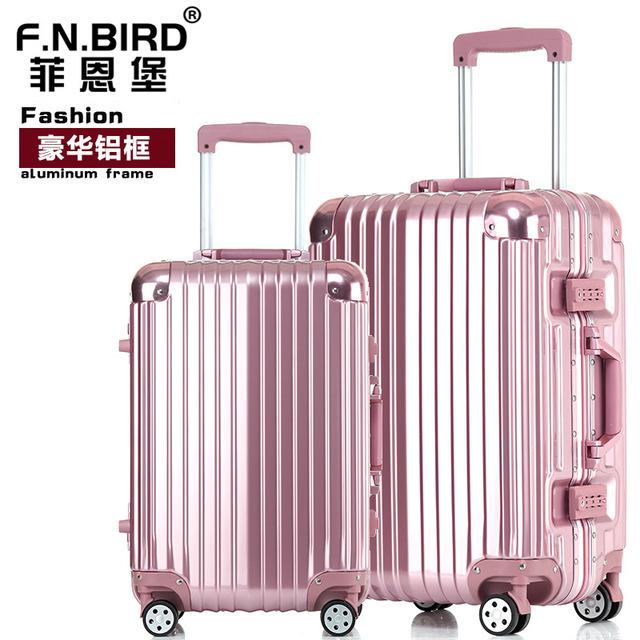 VaLi hành lý F.N.BIRD kiểu dáng đơn giản nhưng sang trọng .