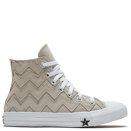 CONVERSE Giày nữ trào lưu Hot CHUYỂN ĐỔI Chuck Taylor All Star High 566129C