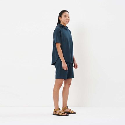 ZUCZUG Vải Visco (Rayon) Áo thun cotton dệt kim sợi cotton An Ko Rau nam 0181TS10