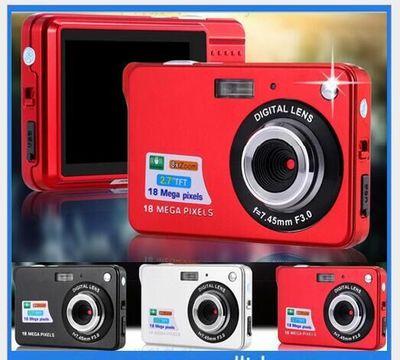 ZHONGXING Máy ảnh kỹ thuật số Máy ảnh kỹ thuật số thông thường 18 triệu pixel HD chính hãng đánh lừa