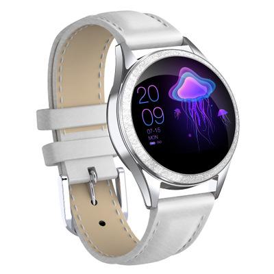 LYKRY Đồng hồ thông minh Đồng hồ đeo tay nữ thông minh KW20 thời trang IP68 chống nước chu kỳ sinh l