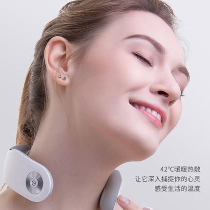 SKG Máy massage  Dụng cụ massage cổ tử cung SKGskg 4598 xung đa chức năng cổ thông minh
