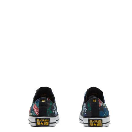 CONVERSE giày vải CONVERSE Converse chính thức CTAS Batman kỷ niệm 80 năm chung thấp 167305C