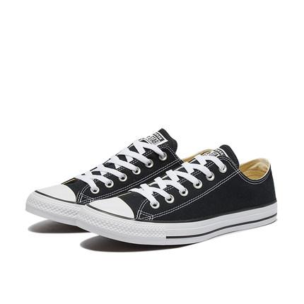 CONVERSE giày vải CONVERSE chính thức cổ điển cổ điển giản dị nam nữ giày vải đôi 101001