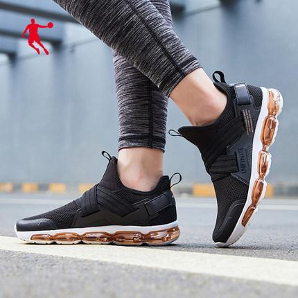 Jordan  Giày lưới  Giày nữ Jordan giày thể thao giày chạy bộ 2019 mùa thu mới giày lưới nhẹ thoáng k