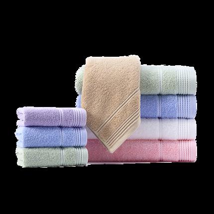 grace Khăn tắm Jeliya 1 khăn tắm 2 khăn bông người lớn mềm mại nam nữ thấm nước dễ thương Bộ khăn tắ