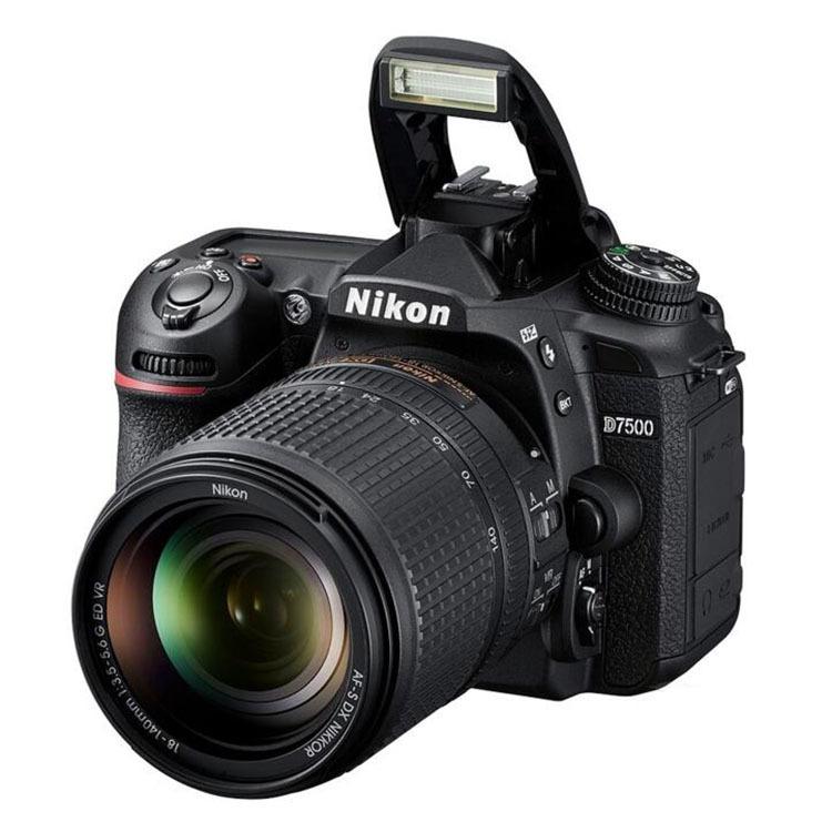 Máy ảnh phản xạ ống kính đơn / Máy ảnh SLR Máy ảnh DSLR Bán buôn D7200 D7500 Bán buôn chính hãng