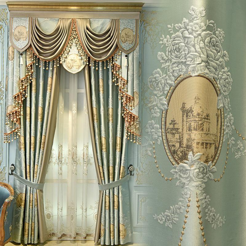 NJBS Thị trường trang trí nội thất Nhà máy trực tiếp theo phong cách châu Âu Pháp biệt thự Mỹ phòng