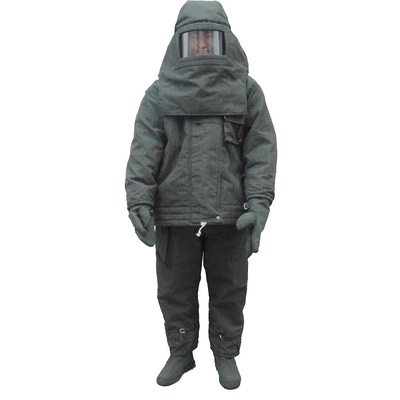 Trang phục chống cháy Nhà máy trực tiếp phòng cháy chữa cháy cách nhiệt chống cháy quần áo cứu hộ cứ