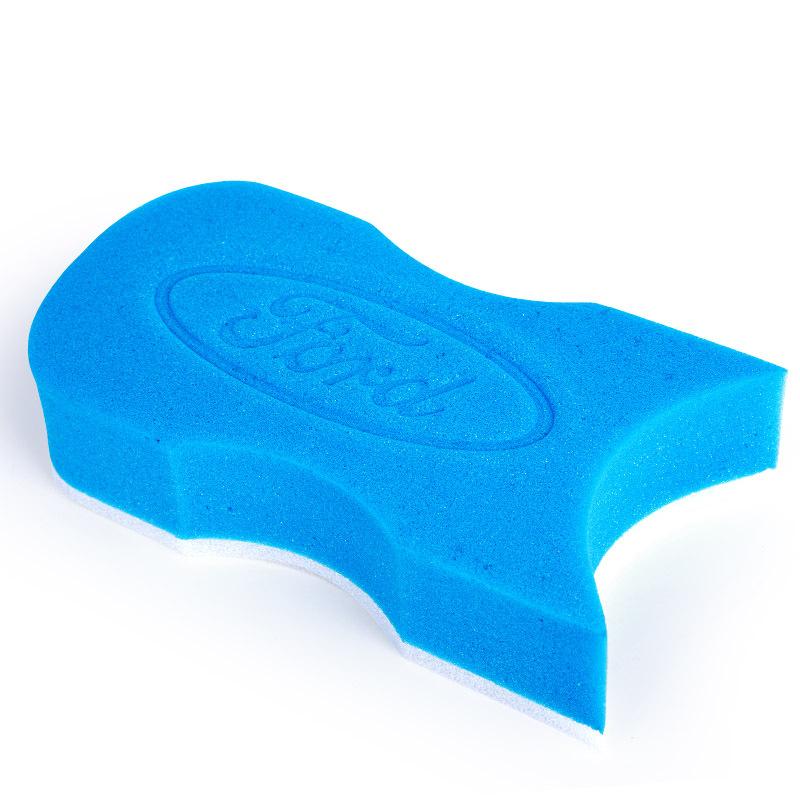 FUTE Mút Ford Brand Big Car Wash Sponge Car Scrub Khử nhiễm ô tô Công cụ rửa xe Sponge @ 49805 @