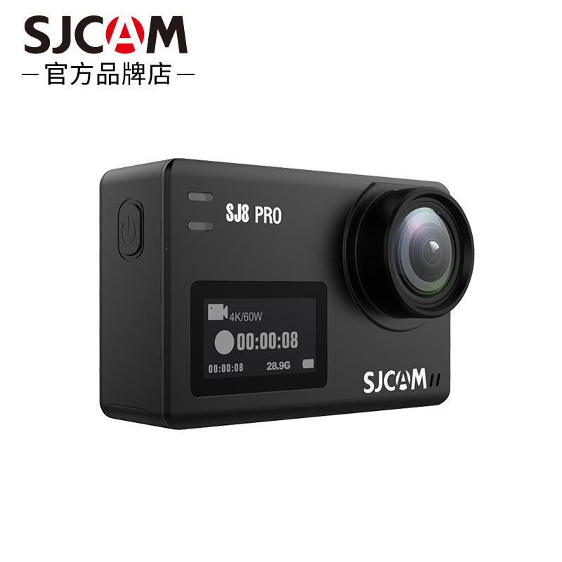 SJCAM Máy ảnh phản xạ ống kính đơn / Máy ảnh SLR Máy quay video trực tiếp SJ8PRO 4K camera thể thao