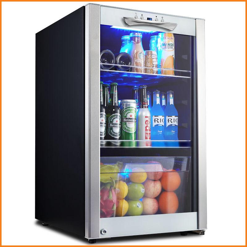Tủ lạnh gia đình máy nén khí Vinokaf CWC-120A, thanh đá, có thể tùy chỉnh tủ nhiệt độ không đổi
