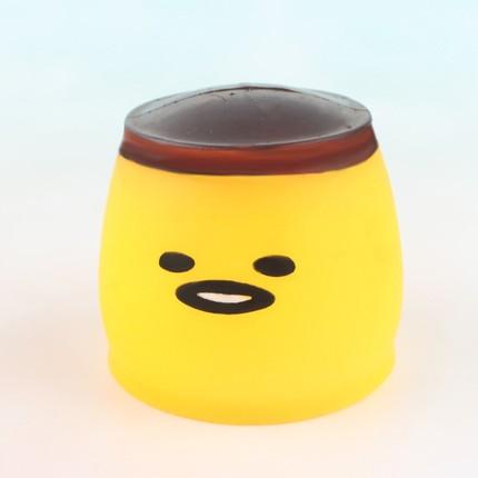 NERF  Đồ chơi khăm  :) Lười trứng pudding nhúm nhạc sáng tạo lỗ thông hơi giải nén lớp giải nén nhàm
