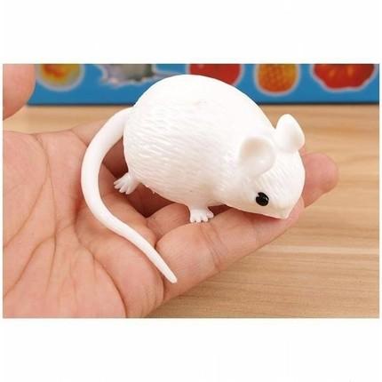 NERF  Đồ chơi khăm  Đồ chơi mô phỏng chuột silicone mô phỏng chuột đồ chơi thông hơi trẻ em chơi khă