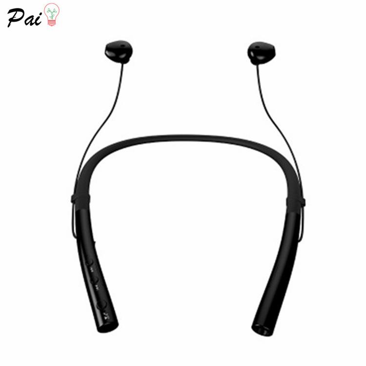 OEM Tai nghe Bluetooth không dây hai tai 5.0 âm thanh nổi dài không thấm nước siêu trầm tai nghe thể