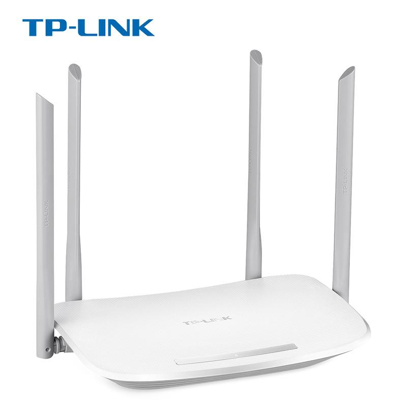 TP-LINK Modom Wifi Bộ định tuyến không dây tần số kép TP-LINK TL-WDR5620 wifi nhà 1200M qua tường cô