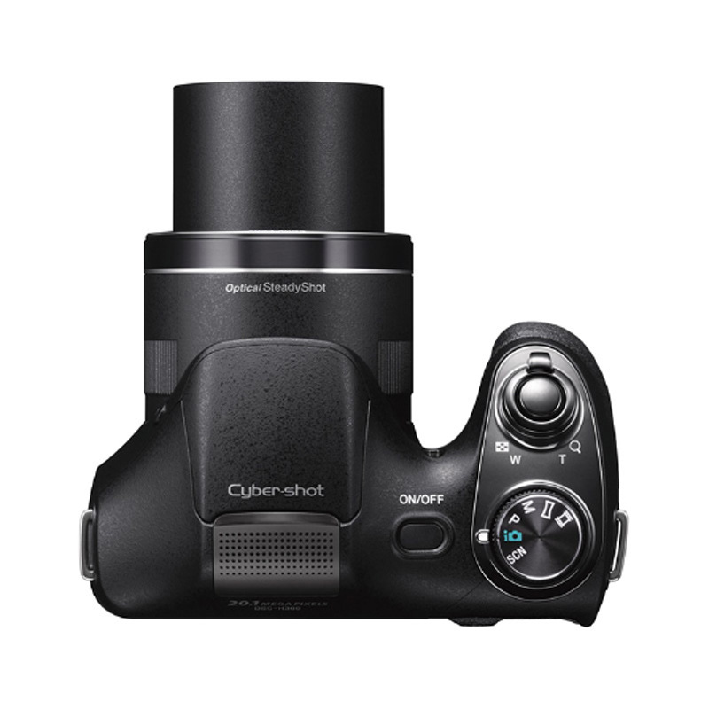 Máy ảnh kỹ thuật số Bán buôn máy ảnh kỹ thuật số xác thực được cấp phép H300 2010 megapixel 35x zoom