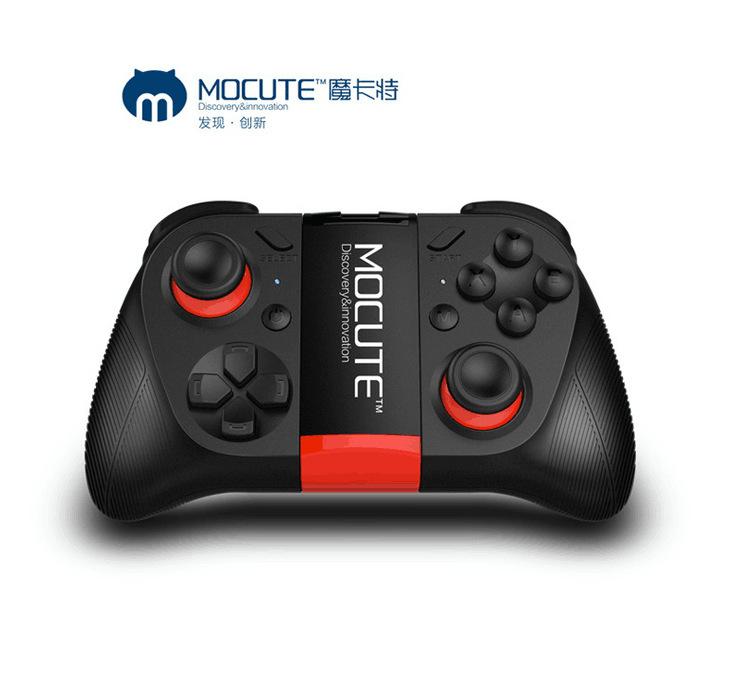 MOCUTE Tay cầm chơi game Magic Carter MOCUTE 050 Tay cầm di động Android Wireless Bluetooth VR Bộ đi