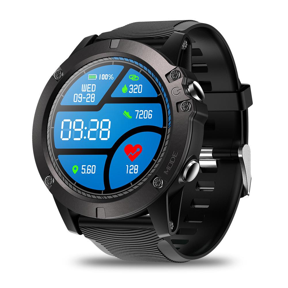 Zeblaze Đồng hồ thông minh VIBE3 PRO màn hình cảm ứng đồng hồ thông minh Bluetooth phát hiện nhịp ti