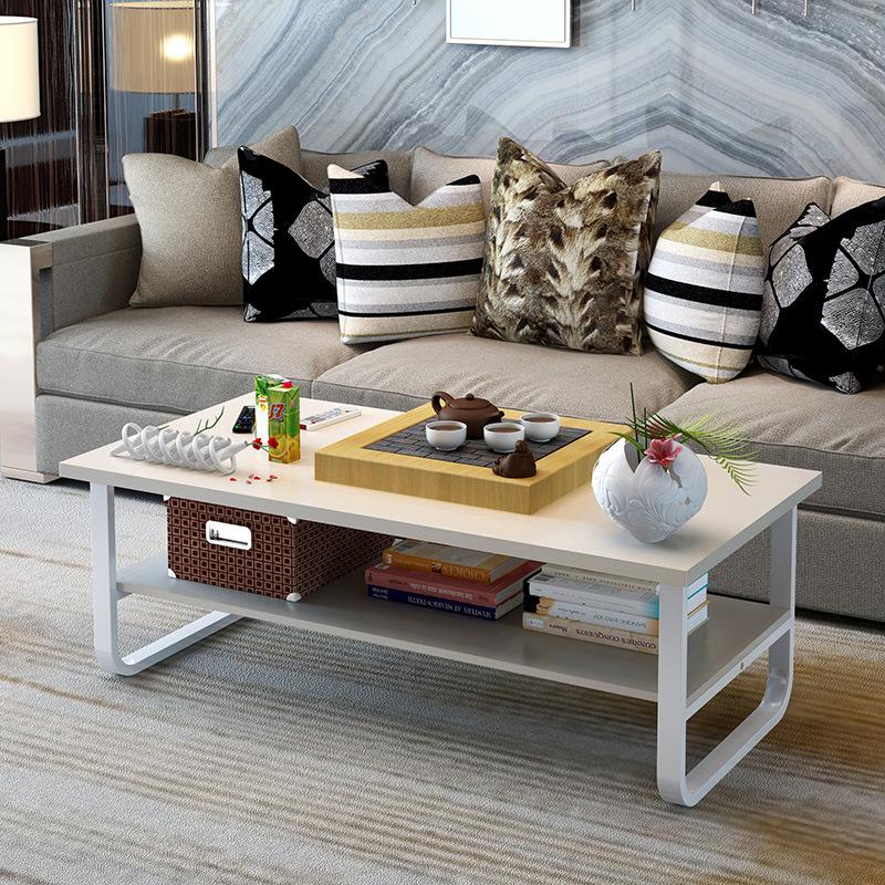 MSFE Bàn trà Bàn cà phê Mansfield bàn thấp bàn đơn giản hiện đại bàn cà phê nhỏ bàn sáng tạo lắp ráp