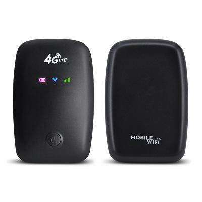 OEM WiFi di động Xe di động Mify Di động 4G Di động WIFI Bộ định tuyến không dây FDD Băng tần Ngoại