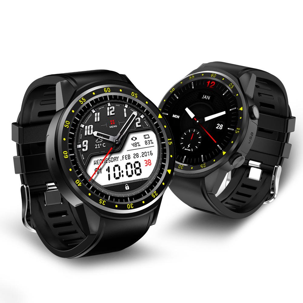 ZHD Đồng hồ thông minh 2019 bùng nổ của đồng hồ thông minh thể thao GPS định vị người lớn qua điện t