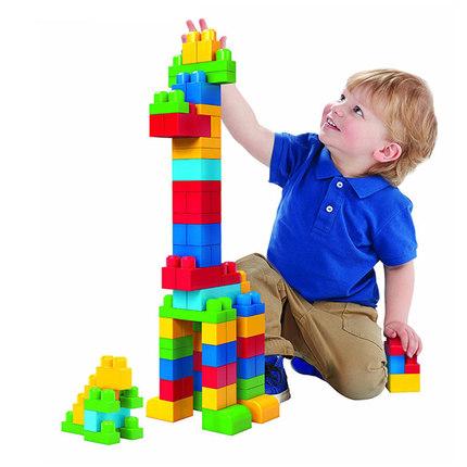 FISHER-PRICE  Bộ đồ chơi lắp ráp khối xây dựng Meigao Fisher cho trẻ em