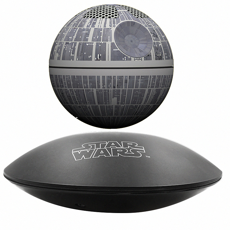 Disney Loa Bluetooth Loa Star Wars Dead Star từ tính Loa Star Wars Loa Bluetooth Star Wars Loa chết