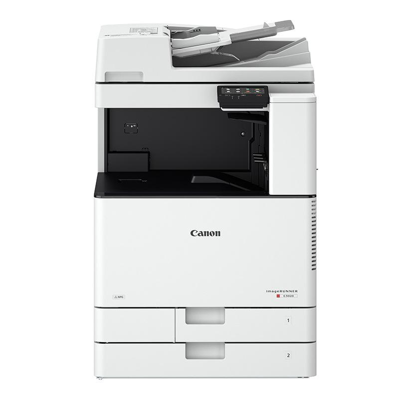Canon Máy in Máy quét laser in màu không dây iR C3020 gốc của Canon với máy nạp tài liệu đa chức năn