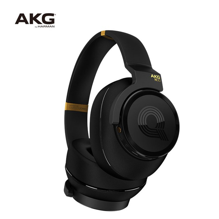 Tai nghe có dây Áo AKG'aitech n 990q n 90qle rock and roll barn headset with hifi wire control and