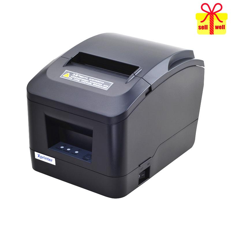 Xprinter Máy in Lõi Xprinter mới Máy in nhiệt A160M Máy in vé nhỏ Nhận máy POS Siêu thị Bán hàng Bếp