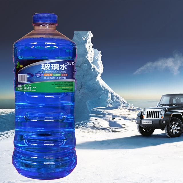 HANDUN - Nước rửa kính ô tô chống đông tiêu chuẩn quốc gia -25 độ