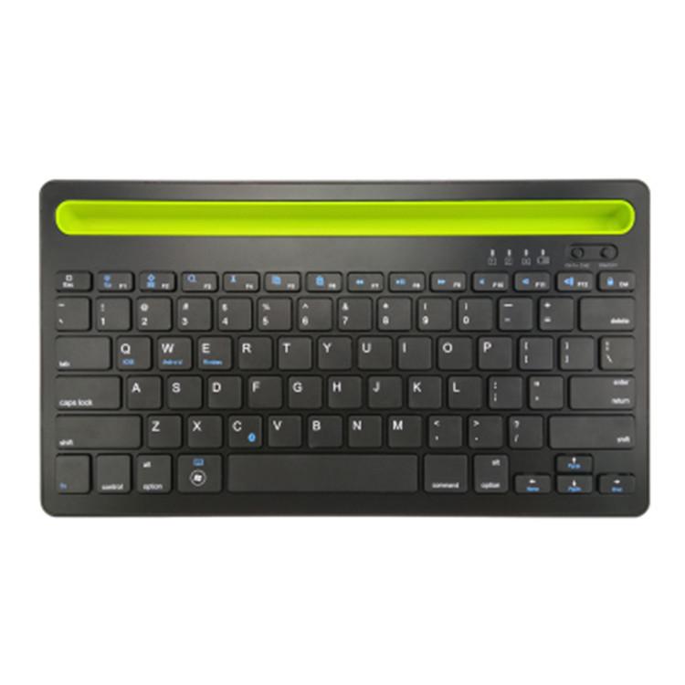 OEM Bàn phím Điện thoại máy tính bảng khe cắm thẻ đôi Bàn phím Bluetooth Bàn phím không dây siêu mỏn
