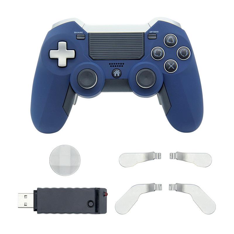 Other Tay cầm chơi game Bộ điều khiển ưu tú không dây PS4 PS42.4G Bộ điều khiển ưu tú tương thích vớ