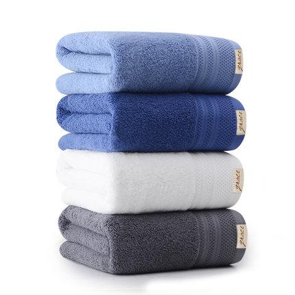 grace Khăn tắm Khăn tắm khách sạn Jeliya cotton thấm ướt người lớn nam và nữ trẻ em cotton mềm dễ th