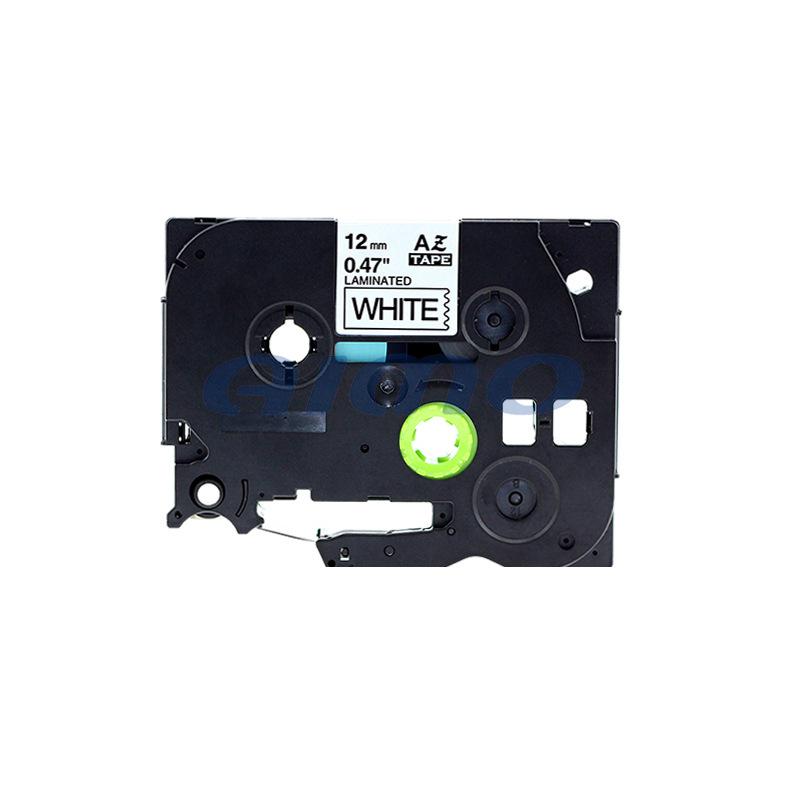 Ruy băng Thích hợp cho ruy băng nhãn tze-231 máy ruy băng nhãn 12 mm đen trắng