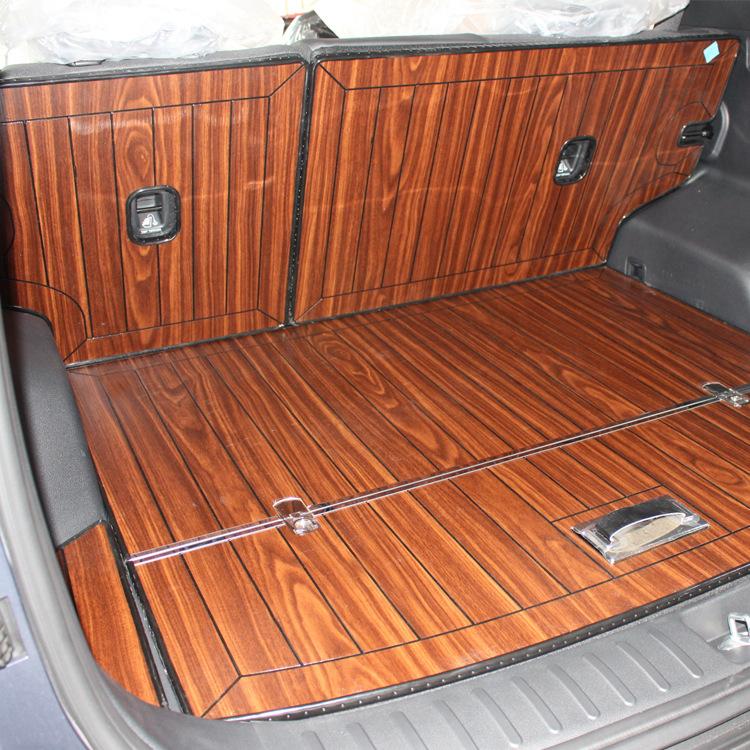 Sàn gỗ Mat Trunk chuyên dụng cho Đuôi xe Hyundai IX35