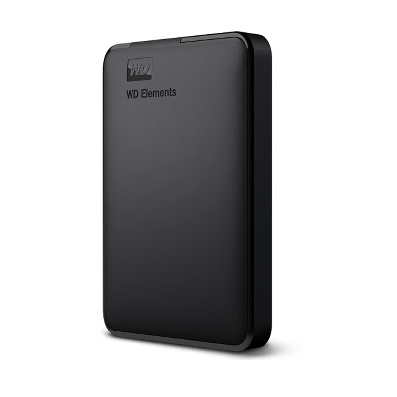 WD Ổ cứng di động Western Digital 500G / 1T / 2T / 3T / 4T Các phần cứng di động USB3.0 Đĩa di động