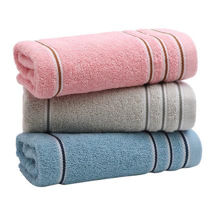 grace  Khăn lông  Khăn tắm Jeliya 2 gói Bông rửa mặt Hộ gia đình Người lớn và Phụ nữ Hấp thụ Khăn dà