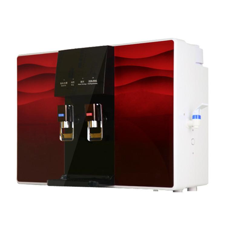 JINSIWO Bộ lọc nước Nhà máy trực tiếp sưởi ấm một máy lọc nước ro thẩm thấu ngược hộ gia đình nước t