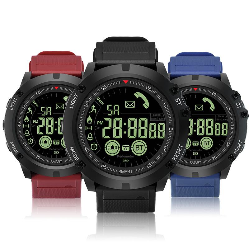 XINJAI Đồng hồ thông minh EX17S Thể thao ngoài trời Không thấm nước sâu Thông tin cuộc gọi đến Nhắc
